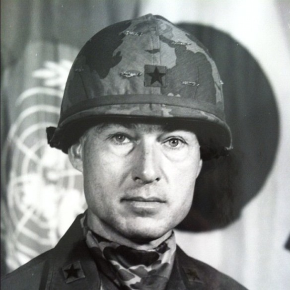 My Grandfather - Brigadier General Ernest Paul Braucher