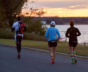 _Maryland run sunset