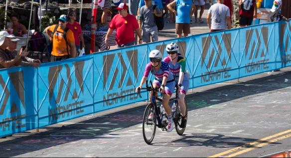 Helen Caroline bike3